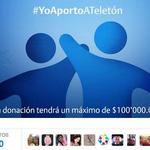 ¡Lo logramos! Gracias a tus RTs llegamos a nuestra meta de $100 millones en Twitter para @teletoncolombia http://t.co/mFe79M3q6k