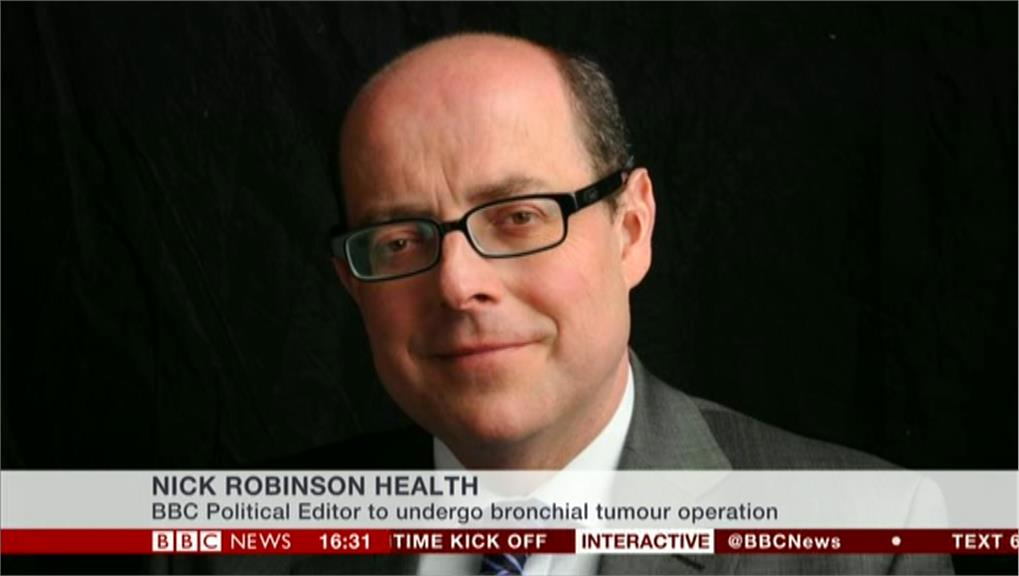 We all wish @bbcnickrobinson the speediest of recoveries. http://t.co/AOFEDElDf5