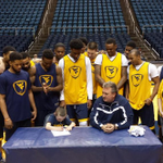 ICYMI: West Virginia signs 5-year-old Nicholas Wince who is battling a heart condition. (via @WVUhoops) http://t.co/LGuWEEVT7s