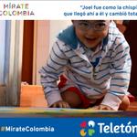 ¡Joel Colombiá está contigo! #MirateColombia y la indiferencia quedará atrás. http://t.co/jxXSG02K54