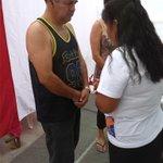 Las personas claman a Dios en el centro de poder de la igl. San Antonio en el marco de las #10DiasdeOracion http://t.co/QnBWstLspQ
