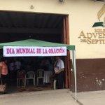 Iglesia San Juan del Dist. Mis.de Campodomico en Chiclayo en la #MPN vive los #10DiasdeOración y #10horasdeayuno http://t.co/ekmZEX9lfq