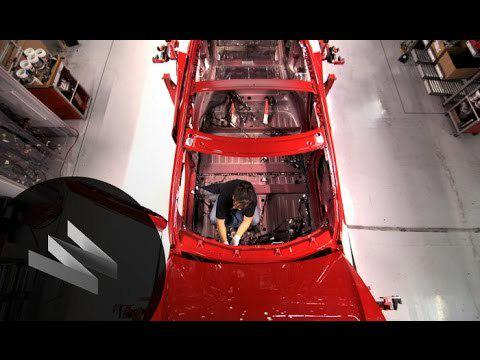 How Tesla Builds Electric Cars | Tesla Motors Part 2 (WIRED) http://t.co/C9Twx2SNLQ #viralvideo #staged