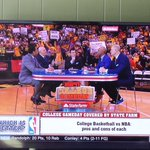 Alright Panther Flag, I see you. Way to #LivePurple in Wichita for College GameDay! http://t.co/0dFh4ptZ1N