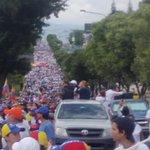 #Tachira habla en la calle sin miedo por #Venezuela Palante Vía @FUrreiztieta: http://t.co/CijE3IVjG8