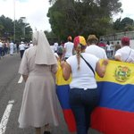 """@ReporteYa: #28F San Cristobal #28F Marcha por la vida y la Libertad http://t.co/30vRX5QQLF - vía @abunassarsan"""