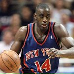 I wore a #14 Knicks Anthony Mason jersey my first day of high school in 1994. Dude was an all-time favorite. #knicks http://t.co/WwALFgMIIG