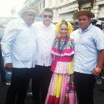 ¡Felicidades Colón! tremendo desfile organizado por @FedePolicani @arilyma @JC_Varela @ColonAlcaldia http://t.co/MmvkAycPpg