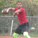 Class of 2017 4 Star #Miami Commit Toddy Centeio throwing at the #Elite11 http://t.co/ybvUfoDHEa