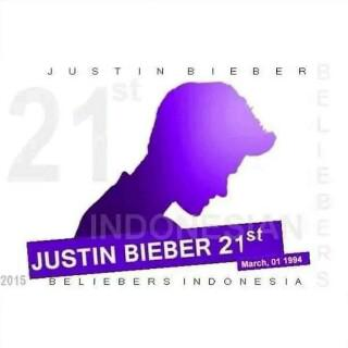 Happy birthday JUSTIN BIEBER 21 st wiss you all the best,long live,good healt,plus affection with all your fans
