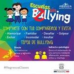 Todos unidos podemos combatir el bullying en las escuelas. #RegresoaClases http://t.co/NXbd31RzJF