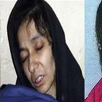 Feel d diff bw these pics nd imagine how cruely thy treated her both mentally n physically #FreeDrAfia #FreeDrAfia http://t.co/NsfLxK5ApH