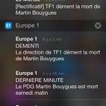 #Bouygues : le naufrage du journalisme de limmédiateté et de la non-vérification (tous médias confondus) http://t.co/q9o5XT3lQr