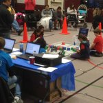 Indian Peaks Robotics Competition! What a great job theyre doing! Go moose! #SVVSD http://t.co/PRwHBp6Z06