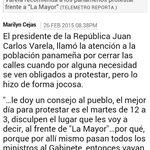 @mena_linda @FernandoCorreaJ @JC_Varela Y CRITICABA A RM O SEA HAY Q BUSCAR AL PRESIDENTE Y MINISTROS EN PROSTIBULO? http://t.co/3xGNlJ4kjf