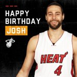 Happy birthday Josh McRoberts! http://t.co/85qSzWo5jv