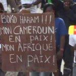 #Cameroun: marche contre Boko Haram à Yaoundé http://t.co/0W7fphAH6l #AFP http://t.co/Q7xtedFsCC