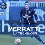 .@AS_Monaco demain soir, la technique sera sur le terrain ! CC @MarcoVerratti1 #SommetdElegance #Paris http://t.co/WoMYC8PEnq