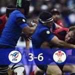 #XVdeFrance MT Le Pays de Galles mène de 3 points 6 à 3. Il reste encore 40mn, Allez les Bleus! #FRAGAL #soutienslexv http://t.co/kyutEy3TUn