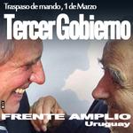 #3FA, #Fiesta, #Democracia, concreción de sueños. El @Frente_Amplio cumple ¡Viva el #Uruguay! http://t.co/OF4ERSOLda