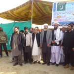 Ex GS PTI Balochistan #BabarMarghzani Who Donated Land For A School To @SirajOfficial . Another Hero Of PTI In Here. http://t.co/W8y5p1TZme