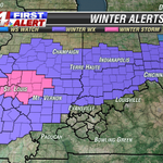 WINTER WEATHER ADVISORY for areas north of I64 tonight.  #tristatewx http://t.co/MwlhwmmJ02