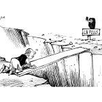 Todays editorial cartoon by @sabirnazar1 #Pakistan #localbodyelections http://t.co/8jcu9QOyiI