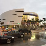 On my way to my first @MiamiHEAT game! http://t.co/sNRzq26CVk
