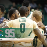 FINAL: UAB defeats Middle Tennessee 100-95 in three overtimes! UAB now 12-4 in C-USA games. http://t.co/euQ3MRWNMG