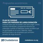 Propuestas económicas @CiudadanosCs : plan de choque para los parados de larga duración http://t.co/dY4YEAceTl