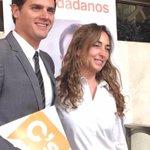 @Albert_Rivera en @UnTiempoNuevoTV @CiudadanosCs no es un partido es un proyecto para España @CarolinaPunset http://t.co/TSnZDx40pW