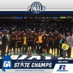 Your 6A Boys 2015 Basketball State Champions, Carver-Montgomery #Ball4ItAll http://t.co/8s1buDQHVS