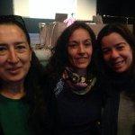 Nuestras compas de @PodemosVLL en Madrid con @ahorapodemos El cambio o es con ellas o no será. #EsAhoraYConNosotras http://t.co/my9hJq0H6H