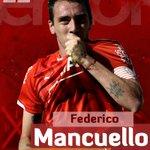 GOLAZO! 9 Minutos Federico Mancuello le dio desde lejos de zurda. Gran jugada de Matías Pisano. http://t.co/o1zn5qtNgw