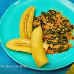 A spicy spinach stew from Ghana http://t.co/pB3LR0g51q http://t.co/cD6mps5XhL