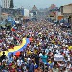 #Venezuela Por esto no perdemos la Fe en el Bravo Pueblo, otro ejemplo de valentía contra la tiranía de Maduro https://t.co/ESbdfOwfeS #28F