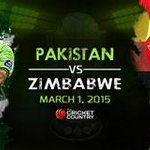 World Cup 2015: Pakistan to play do-or-die match against Zimbabwe http://t.co/NTpO6dvmDR #Pakistan http://t.co/torsYT0lwk