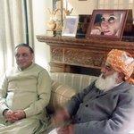 JUI-F Head Maulana Fazalur Rehman called on Former President @AAliZardari in Islamabad. #PPP #Pakistan http://t.co/zX30iW3yRZ