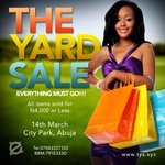 S/O @Nasirmunkaila 14th March #TheYardSale BBM 791E333D All items sold #4KorLESS IG:@shoptrendelo http://t.co/0MkrDDJMkx