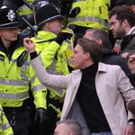 Joey Essex, Chris Moyles and Karl Pilkington giving it to Rotherham today.. http://t.co/fGKKe3YrrZ