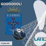 #LigaxLate   GOOOOOL celeste nuevamente Almiron   29min   #UdeSucre 0 #Blooming 2  #LFPB http://t.co/LvSNxq4FU7