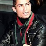 Good to see @cristiano showing his colours at the @RealCFrampton fight tonight http://t.co/AFBHzoAUpu