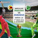 Watch #PakvsZim Live on TenSports! You can also watch the Live Streaming on http://t.co/4um0c0nWi3 #iccwc15 http://t.co/3HfSFg1IrP