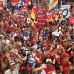 """Vean el apoyo a @NicolasMaduro y segun los escuacas son mayoría y no convocan a nadie #28FMarchaPorLaPatria http://t.co/yvMAfpuoKI"""""""