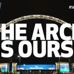 We #OwnTheArch! A massive thank you to our fantastic fans! Your #SpursAtWembley support has been superb. #COYS http://t.co/3bszqlyU50