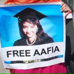We want to see Dr Afia free! #FreeDrAfia We protest against her illegal detention by United States! http://t.co/rTIuY4bfMv