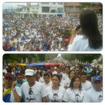 San Cristóbal unida en la calle por dolor y la determinación de detener esta destrucción.Mi respeto y cariño infinito http://t.co/FNs5UVFAHl