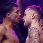 Carl Frampton stops Chris Avalos in round five to defend his world title. See reaction here. http://t.co/F5vz3okINx http://t.co/b0GEtoRYid