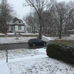 Still some light snow falling. Another round Sunday morning. #KQ2 #Weather http://t.co/1g0RTBXRf3