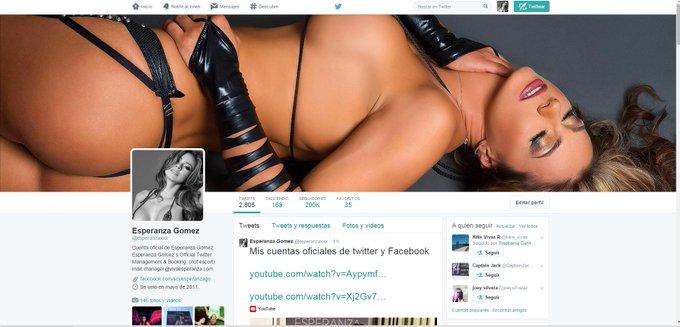 Muchas gracias a las 200.000 personas que me siguen en Twitter. Me hacen sentir muy querida!. https://t